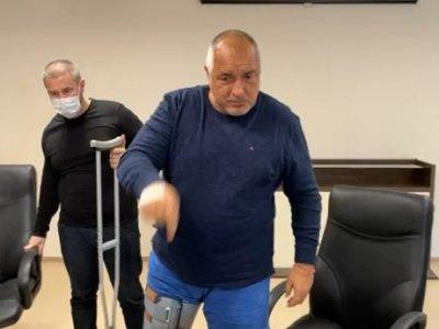 Бойко Борисов предложи ново правителство