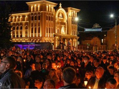 Владимир Москов: ХРИСТОС ВОСКРЕСЕ! Нека този голям християнски празник да бъде светло и ново начало за всеки от нас