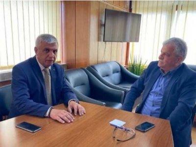 Кметът Владимир Москов потърси съдействие от областния управител за отваряне на ГКПП Илинден за туристи