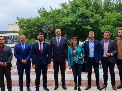 Росен Желязков пак води листата на ГЕРБ-СДС в Благоевградско, втори е ексобластния управител Бисер Михайлов