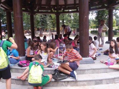 През следващия месец започва лятната ваканционна програма за децата на град Гоце Делчев