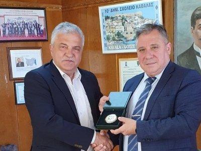 Кметът на Гоце Делчев и ректорът на Тракийския университет проведоха работна среща