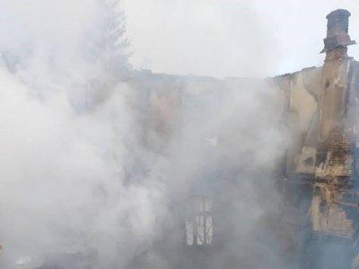 Строителна фирма от с. Буково ще възстанови изгорялото читалище в с. Скребатно