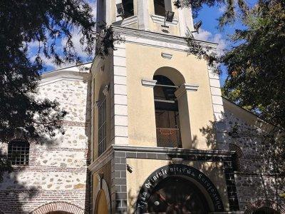 За празника Успение Богородично и за това, което не знаем за черквата в Гоце Делчев, която отбелязва своя храмов празник