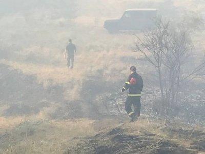 Премии за горските и доброволци от Пиринско, участвали в гасенето на пожари