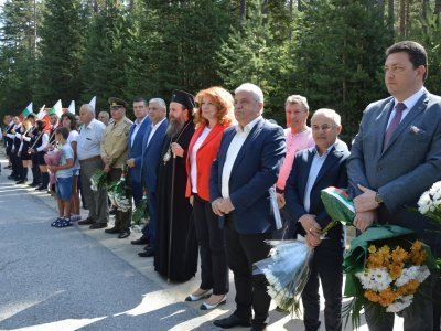 Неврокопчани почетоха паметта на героите от Илинден с традиционен събор, гостува им вицепрезидентът Илияна Йотова