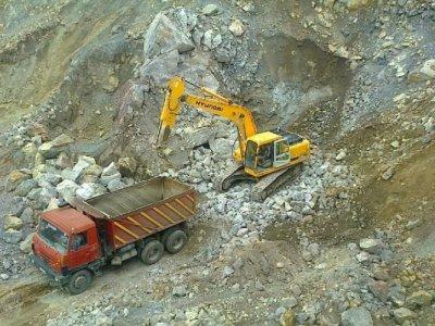Правителството разреши на строителна фирма от Гоце Делчев да проучи добива на строителни материали в землищата на селата Лъки и Копривлен